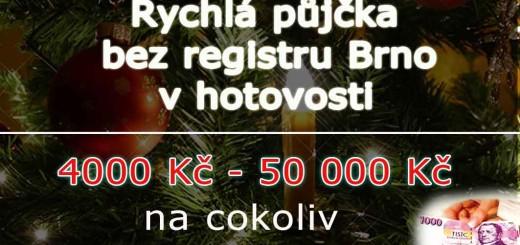 Hotovostní půjčka Brno